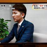 電通の強制捜査について坂尾陽弁護士が「めざましテレビ」の取材を受けました